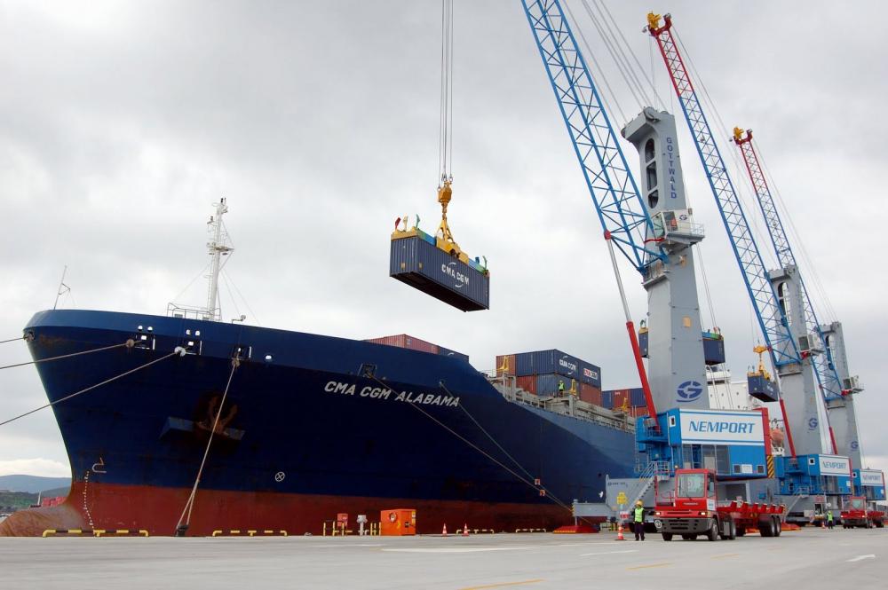 Dış ticaret açığı Mayıs ayında da arttı