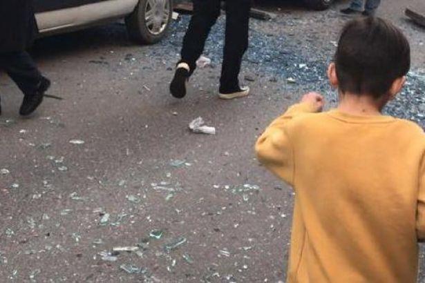 Diyarbakır'da silah satılan işyerinde patlama