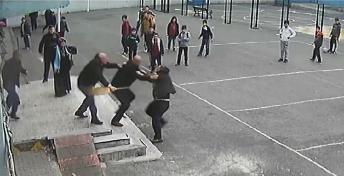 İmam hatipte öğretmene tekme tokat dayak ve tehdit: Bütün öğretmenleri öldüreceğiz
