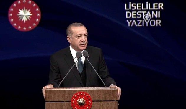Erdoğan'ın yeni hedefi Türkçe: Dil Devrimi ile damarlarımız kesildi