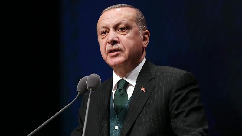 Erdoğan'dan iki ayrı 'yağma' için açıklama