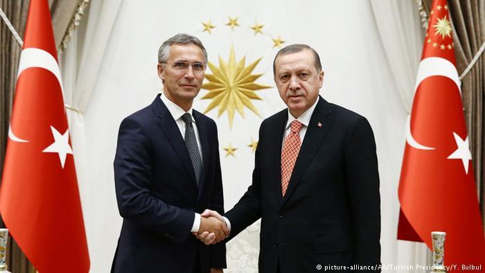 Erdoğan ve NATO Genel Sekreteri telefonda görüştü