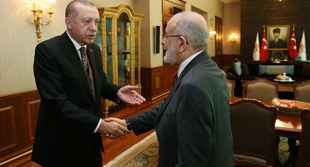 Karamollaoğlu, AKP'nin erken seçim tarihini açıkladı