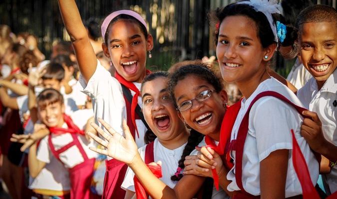 Küba'dan bir başarı daha: Erken çocukluk eğitiminde şampiyon!