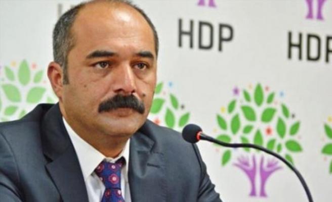 HDP Ağrı Milletvekili hakkında yakalama kararı