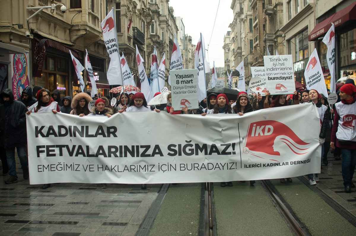 Kadınlar 25 Kasım'a çağırıyor: Gericiliğe, yoksulluğa, şiddete karşı mücadeleyi büyütüyoruz