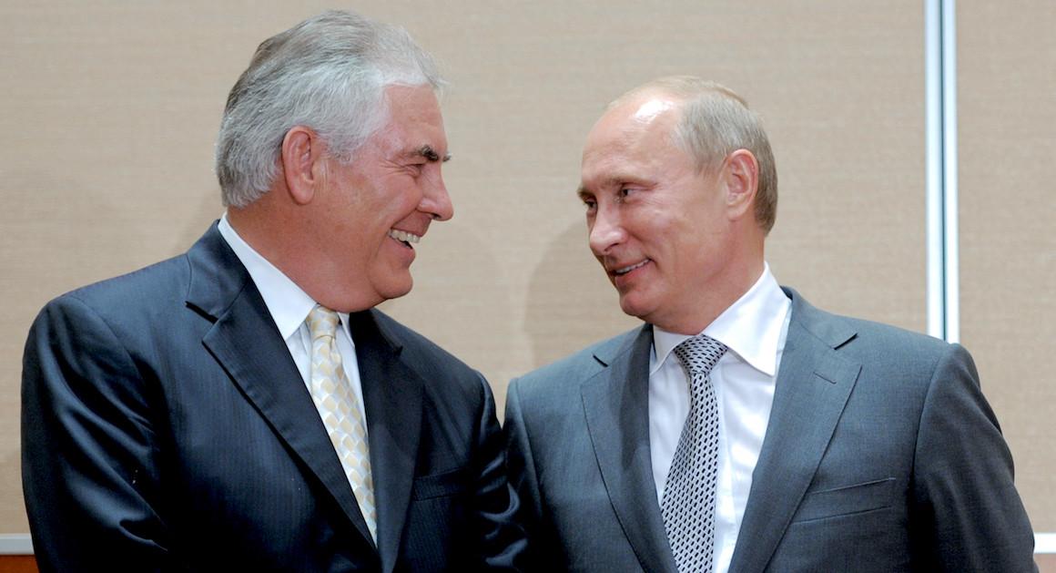 Exxon-Rosneft ortaklığı sona eriyor