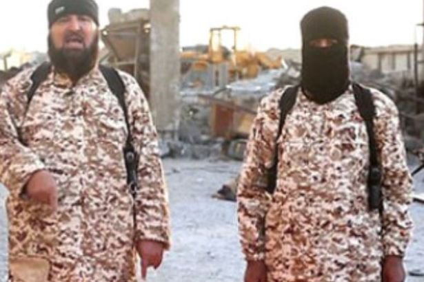 Kardeşini canlı yayında infaz eden IŞİD'li hakim karşısında