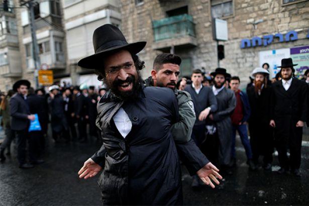 İsrail'de zorunlu askerlik gerginliği: Ölmeyi tercih ederiz