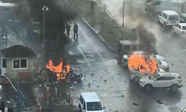 İzmir Adliyesi'ne saldırı davasında tahliye