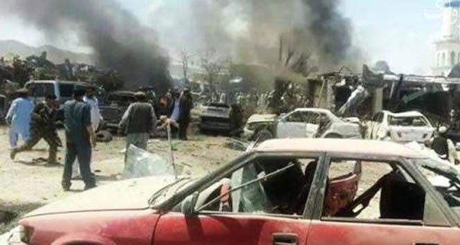 Kabil'de Newroz alanında patlama: 26 ölü, 18 yaralı