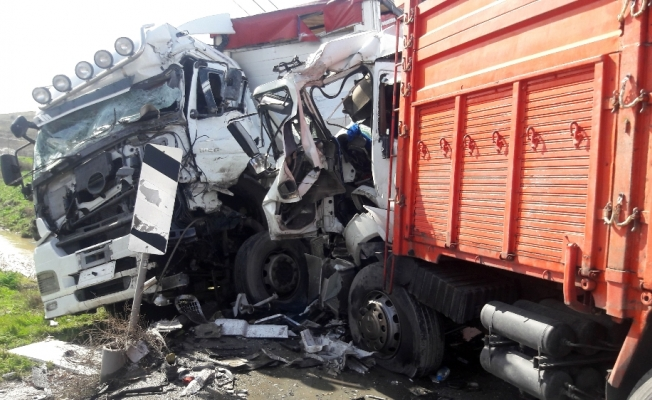 İstanbul'da deprem gibi kaza