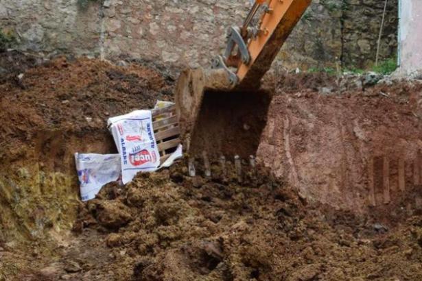 Kocaeli'de ürküten olay: İnşaat kazısında insan kemikleri bulundu