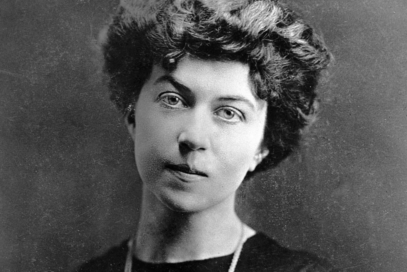 Hafıza-i Beşer | 9 Mart 1952: Aleksandra Kollontay hayata gözlerini yumdu…