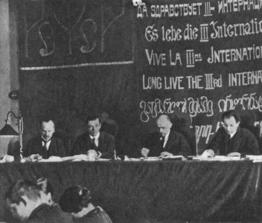 Hafıza-i Beşer | 2 Mart 1919: İlk Komünist Enternasyonal Moskova'da toplandı