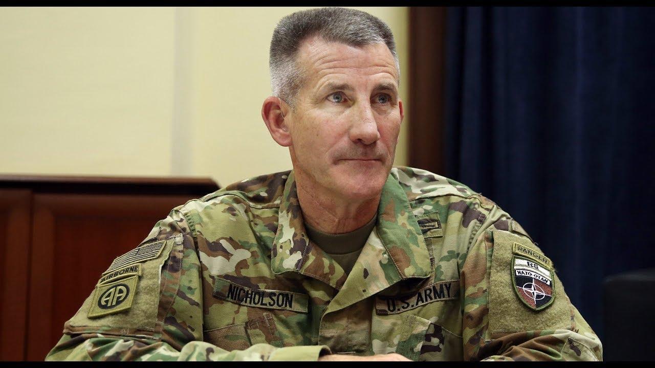 ABD'li komutan: Rusya IŞİD'i bahane ederek Taliban'ı silahlandırıyor