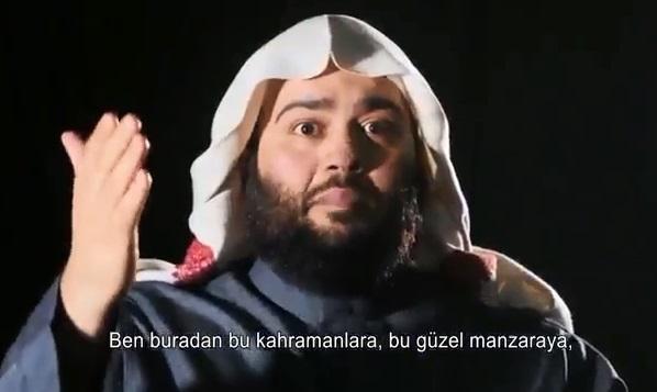 VİDEO | El Kaide şeyhinden 'Vicdan Konvoyu'na destek!