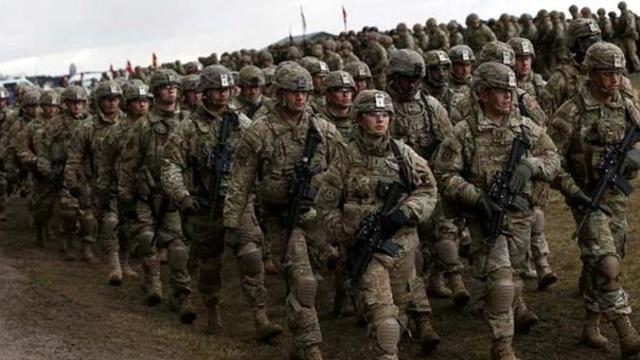 NATO, Rusya sınırında 45 bin askerle tatbikat yapacak