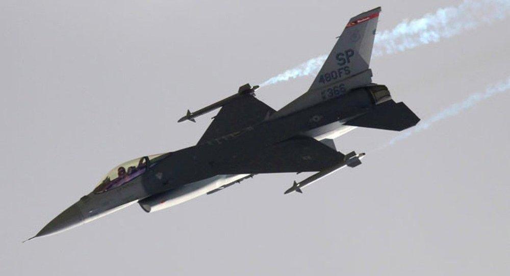 ABD askeri uçağının mürettebatı 7 kilometre yükseklikte dondu
