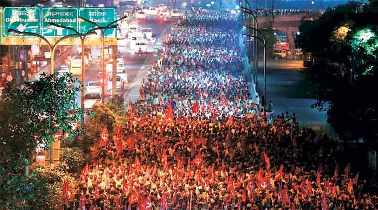 Hindistan'da yüzbinlerce işçinin katıldığı grev kazanımla sonuçlandı