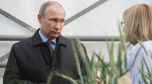 Putin: Tarım ürünleri silah satışından daha karlı