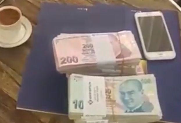 Vergi müfettişi rüşvet alırken suçüstü yakalandı