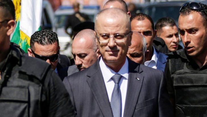 Filistin Başbakanı'na suikast girişimde bulunan iki kişi öldürüldü