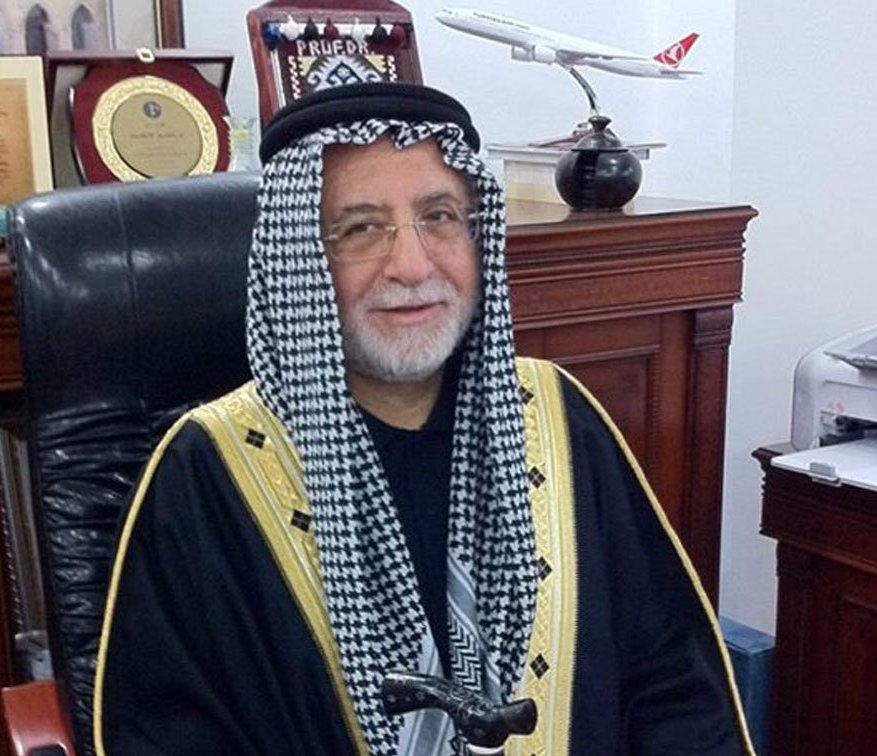 Rektör Ağırakça'nın 'Arap Şeyhi gibi giyinmesi'ne dair açıklama: Kendisi kıymetli bir entellektüel