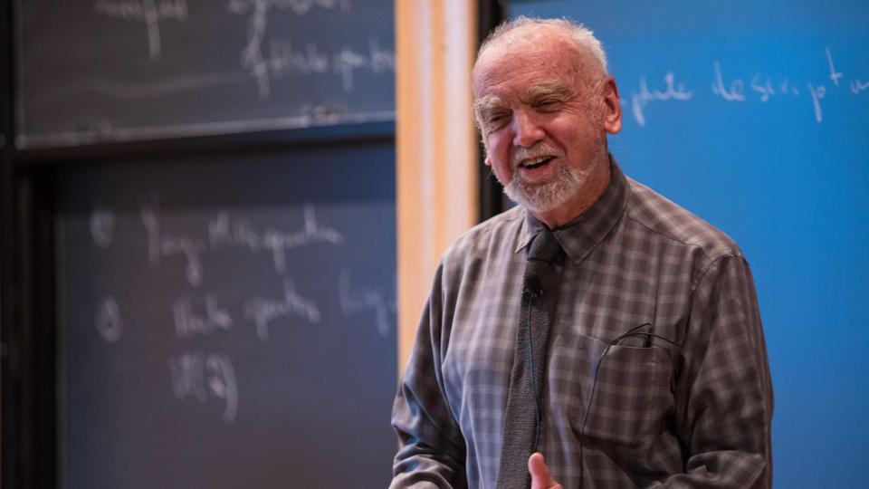 'Matematikçilerin Nobel'i Robert Langlands'ın