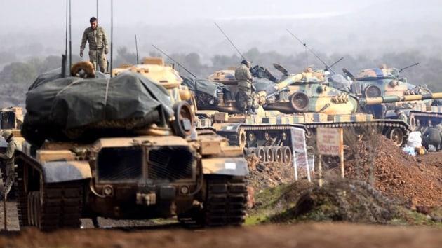 Tel Rıfat iddiası: Operasyon başladı