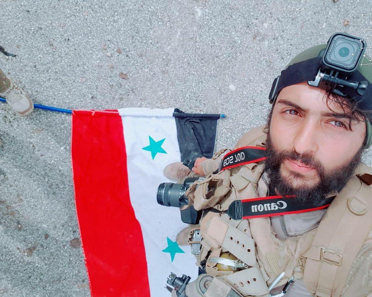 Raco'dan sonra şimdi de Şeyh Hadid: Cihatçılar yine Suriye bayrağına saldırdı