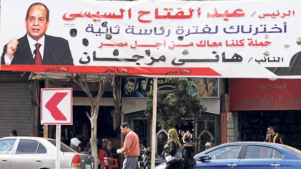 Mısır: Sisi yeniden Cumhurbaşkanı seçildi