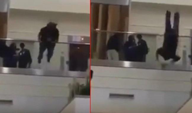 VİDEO | Suudi Prens havalimanında intihar etti