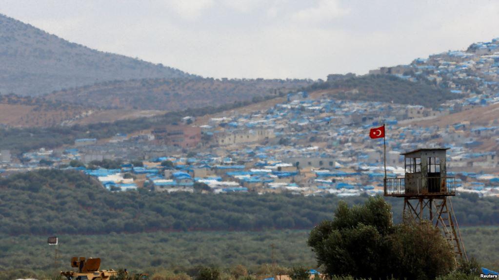AKP'den İdlib'e 9 kamp, El Bab'a sanayi bölgesi