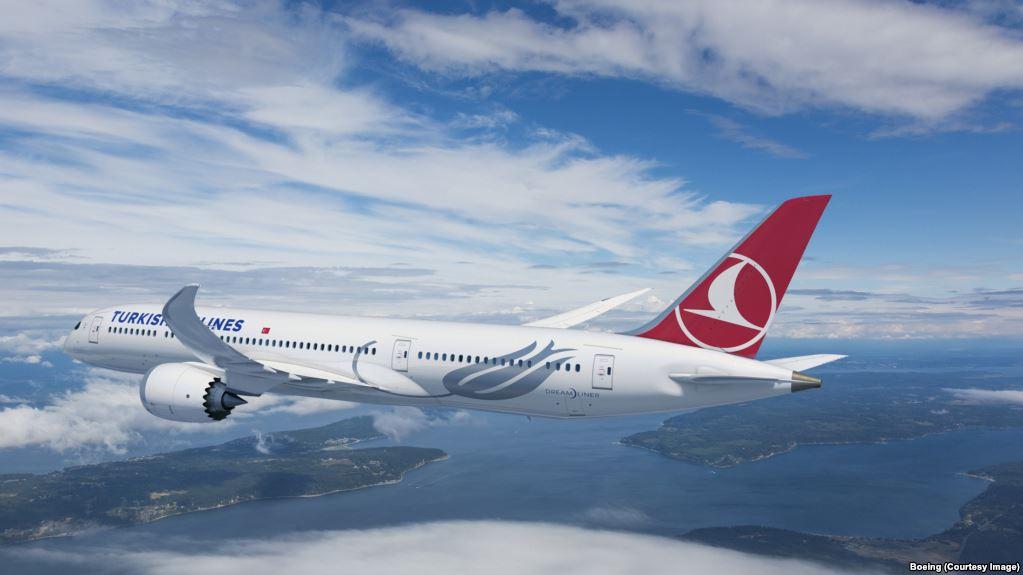 THY ABD'den 7 milyar dolarlık uçak satın aldı