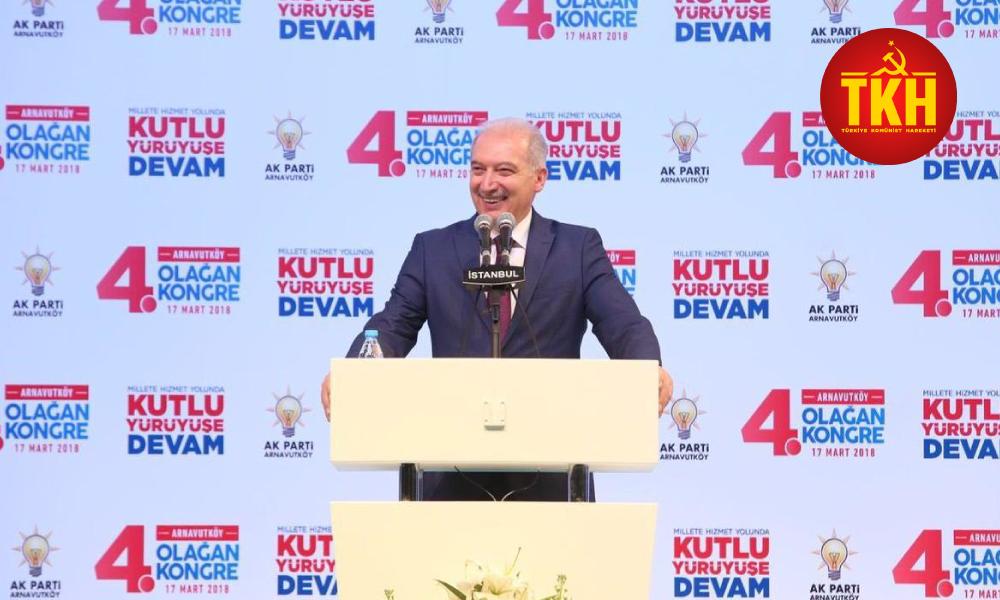 Komünistlerden AKP'li İBB'ye: Rantiyeciliği siz iyi bilirsiniz!