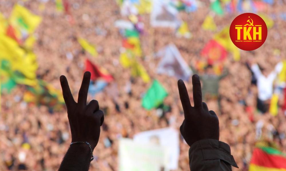TKH'den Newroz açıklaması | Kürt emekçilerinin tek kurtuluş yolu var: Sosyalizm