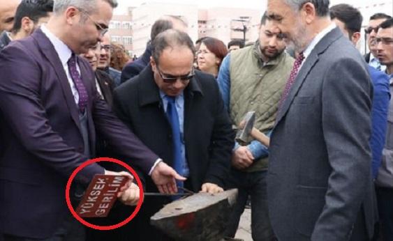 Böyle olur AKP nevruzu: Dövülecek demiri unutunca...