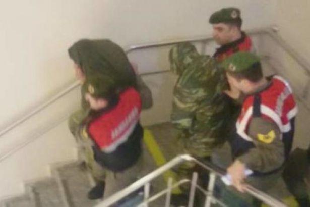 Yunan askerler: Biz casus değiliz, sınırı bilerek geçmedik