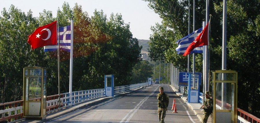 Türkiye sınırını geçen 2 Yunanistan askeri yakalandı