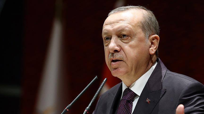 Erdoğan: Biz TEOG'la okumadık ya