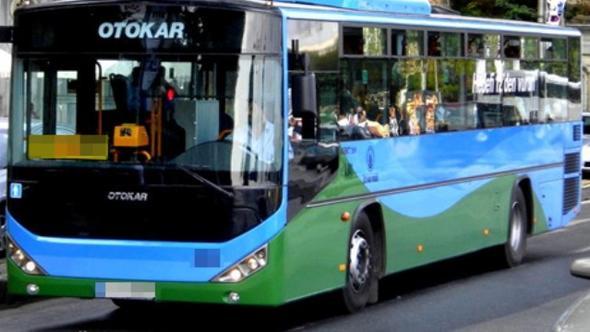 Halk otobüsünde şöför, tek kalan yolcuyu taciz etti