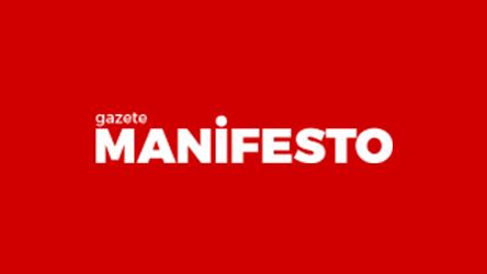 Komünistler Van'da da 1 Mayıs alanında yerini aldı