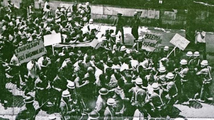 15-16 Haziran: İnadına İşçi Sınıfı