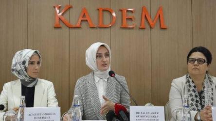 Sümeyye'nin KADEM'i, endişeleri giderdi: 'Eşcinsellik sapkınlıktır', 'feminist değil müslüman kadınlarız'...