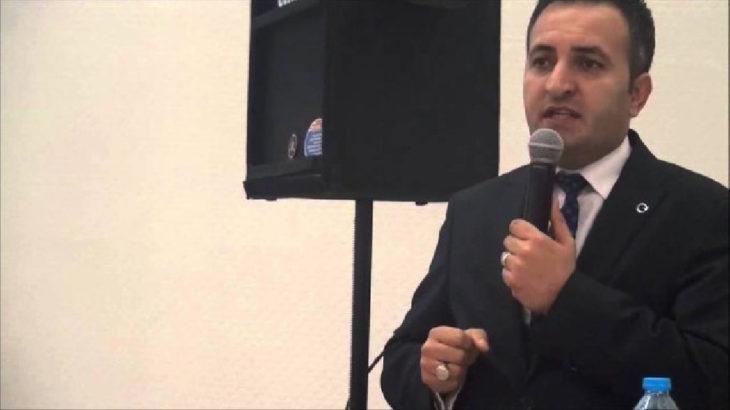 MEB'in müdürünün 10 Kasım rahatsızlığı: İslam alimlerinin kemikleri sızladı