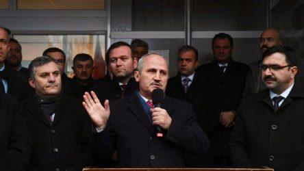 Ulaştırma Bakanı: 'Kanal İstanbul'dan ABD gemilerinin geçmesi Montrö'ye göre mümkün değil