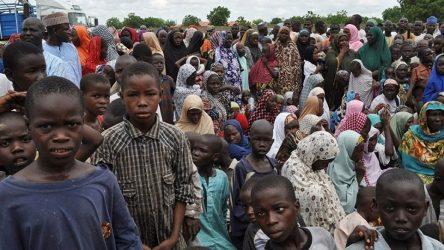 Boko Haram'ın rehin aldığı 455 kişi kurtarıldı