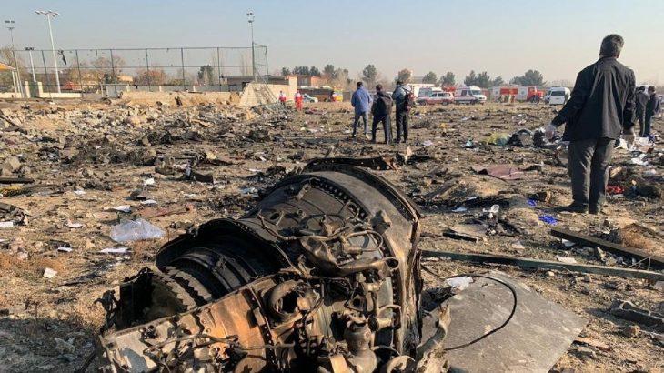 Ukrayna Havayolları: İran üzerinde uçmayacağız