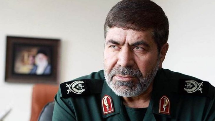 İran Devrim Muhafızları Ordusu Sözcüsü: Kutlamalarını yasa çevireceğiz